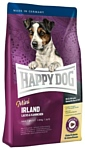 Happy Dog (4 кг) Supreme - Mini Irland для взрослых собак мелких пород с лососем и кроликом