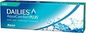 Alcon Dailies AquaComfort Plus -4 дптр 8.7 mm