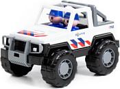 Полесье Автомобиль-джип полиция Сафари NL 71101