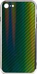 EXPERTS AURORA GLASS CASE для iPhone 6 с LOGO (зеленый)