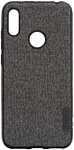EXPERTS Textile Tpu для Huawei Y6 (2019)/Honor 8A/Y6s (серый)