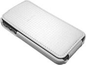 QUMO Flip для iPhone 4 (белый)