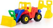 Полесье Батыр трактор-экскаватор 46758