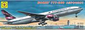 Моделист Боинг 777-200 Аэрофлот 230033