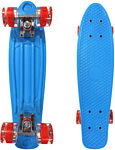 Display Penny Board Blue/red LED