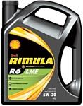 Shell Rimula R6 LME 5W-30 4л