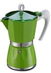 G.A.T. Кофеварка гейзерная GAT Bella зеленый 3 чашки 103503VER