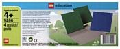 LEGO Education 9286 Строительные пластины
