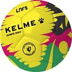 Kelme Olimpo Gold Official (желтый, 4 размер)