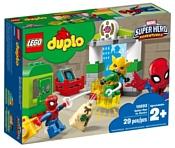 LEGO Duplo 10893 Супергерои: Человек-паук против Электро