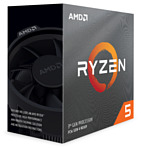 AMD Ryzen 5 3600 Matisse (AM4, L3 32768Kb)