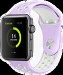 Miru SJ-03 для Apple Watch (фиолетовый/белый)
