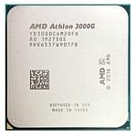 AMD Athlon 3000G (AM4, L3 4096Kb)