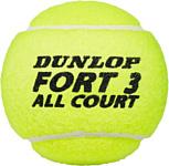 Dunlop Fort All Court (4 шт)