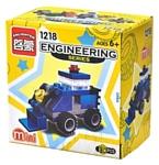 Enlighten Brick Engineering 1218 Мини экскаватор
