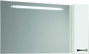 Акватон Диор 120 Зеркало правое (1.A110.7.02D.R01.R)