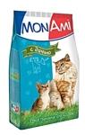 MonAmi Сухой корм для кошек Дичь (0.4 кг) 10 шт.