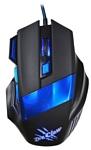 Oklick 775G ICE CLAW Black USB