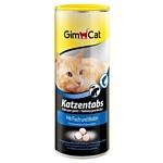 GimCat Katzentabs с рыбой