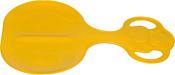 ТехноК Сани-ледянка 2 (желтый)