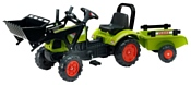 Falk Трактор-экскаватор с прицепом (1040AM)