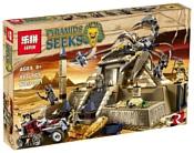 Lepin Creators 31001 Пирамида скорпиона
