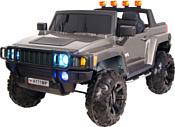 RiverToys Hummer A777MP (серебристый)