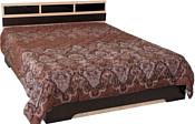 SV-Мебель Эдем 2 160x200 (дуб венге/дуб млечный)
