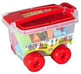 Pilsan Trolley Blocks 03-229 39 деталей