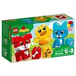LEGO Duplo 10858 Мои первые домашние животные