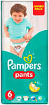 Pampers Pants 6 Extra Large 44 шт