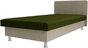 Лига диванов Мальта 200x80 101743 (зеленый/бежевый)