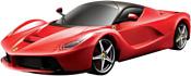 Bburago Ferrari LaFerarri 18-26001 (красный)