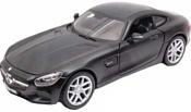 Maisto Мерседес AMG GT 81722 (черный)