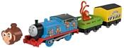Thomas and Friends Поездной состав Паровозик с маской животного серия TrackMaster GLK69