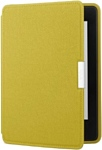 Amazon Kindle Paperwhite Leather Cover Yellow