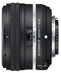 Nikon 50mm f/1.8 AF-S Nikkor