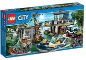 LEGO City 60069 Участок новой Лесной Полиции