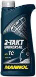 Mannol 2-Takt Universal API TC 1л