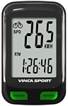 Vinca Sport V-3600 black/green