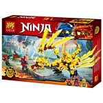 Lele Ninja 31021 Золотой дракон