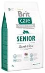 Brit Care Senior Lamb & Rice (3.0 кг)