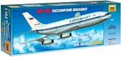 Звезда Пассажирский авиалайнер Ил-86