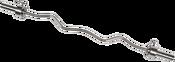 MB Barbell W-образный 1270 мм (с гладкой втулкой)