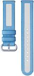 Braloba Active Textile для Galaxy Watch Active/Active2 (голубой)