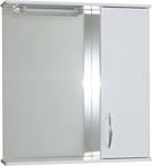 СанитаМебель Камелия-11.70 Д2 шкаф с зеркалом правый