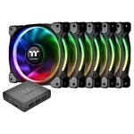 Thermaltake Riing Plus 12 LED RGB Radiator Fan TT Premium Edition (5 fan pack)