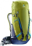 Deuter Guide 35+8 moss-navy (blue/green)