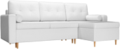 Mebelico Белфаст 59063 (экокожа, белый)