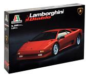 Italeri 3685 Автомобиль Lamborghini Diablo